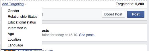 targeting-facebook-post