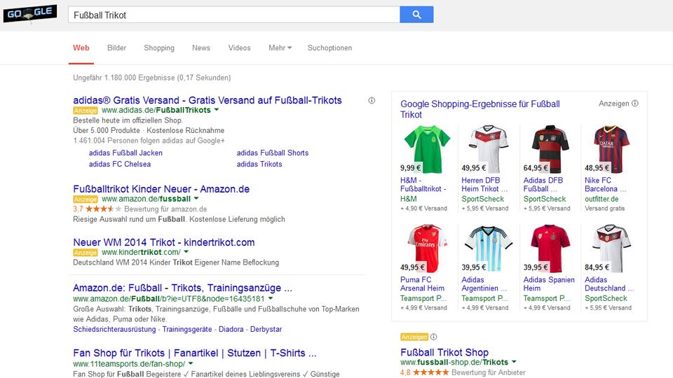 E-Commerce-im-Weihnachtsgeschäft-Google-Ad