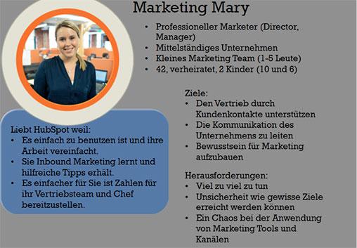 Marketing-Mary