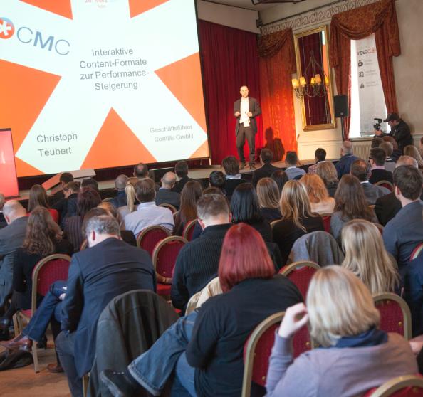 Meine vier Gründe die Content Marketing Conference 5.0 zu besuchen