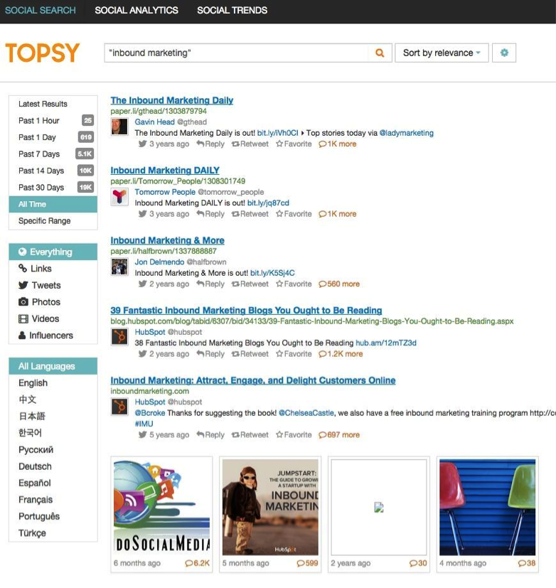 Topsy-1