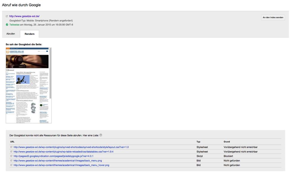 google-versteht-website-design