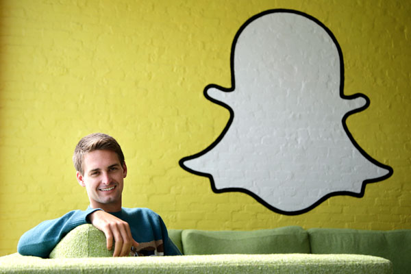 Kurz und gut: Die mobile App Snapchat als Content Marketing Tool
