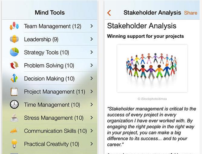 HubSpot – Apps für Vertriebsmitarbeiter – Mind Tools