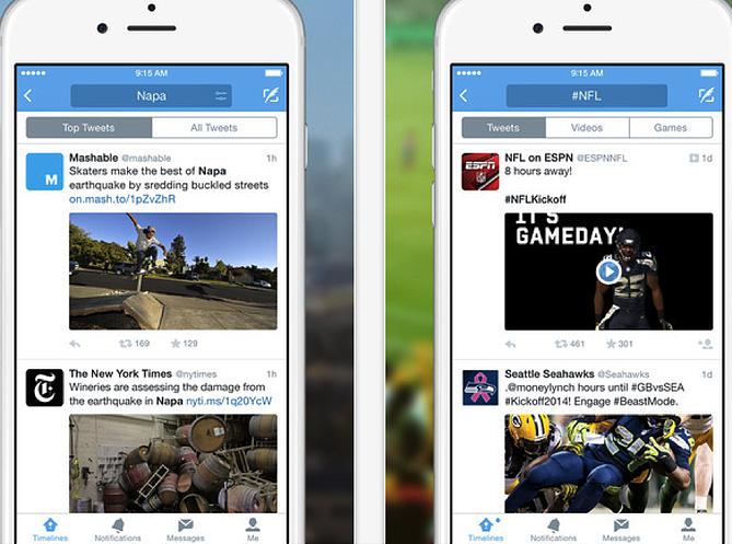 HubSpot – Apps für Vertriebsmitarbeiter – Twitter