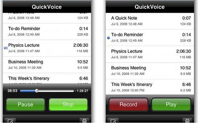 HubSpot – Apps für Vertriebsmitarbeiter – QuickVoice