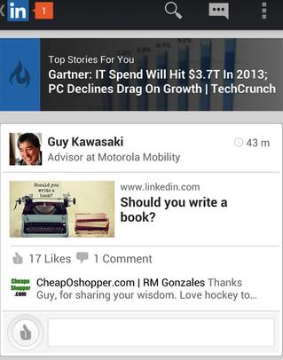 HubSpot – Apps für Vertriebsmitarbeiter – LinkedIn