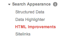Google_Webmaster_Tools_-_HTML_Improvements