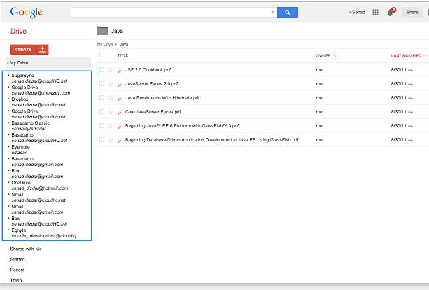 Google-Chrome-Erweiterungen für Vertriebsmitarbeiter – cloudHQ Sync