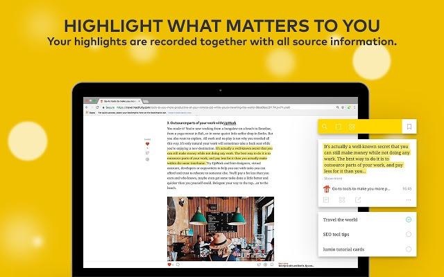 Google-Chrome-Erweiterungen für Vertriebsmitarbeiter – Lumio