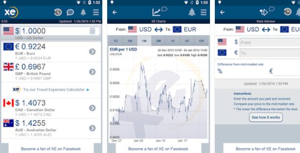 HubSpot – Apps für Vertriebsmitarbeiter – XE Currency