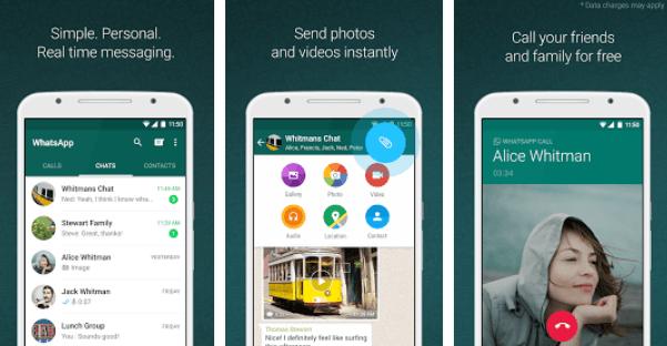 HubSpot – Apps für Vertriebsmitarbeiter – WhatsApp