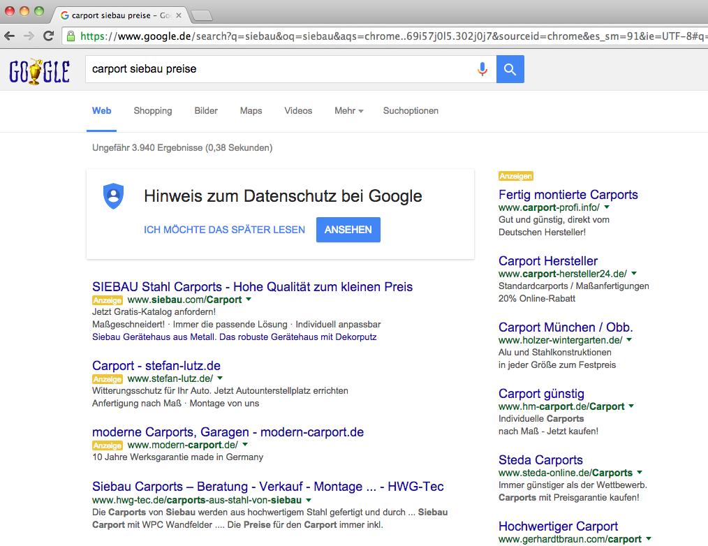 Google-Adwords Tipps