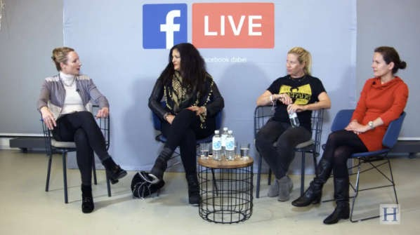 HubSpot-Frauen-Panel