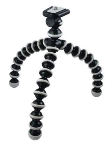 HubSpot: Kleines flexibles Stativ mit beweglichen Stativbeinen