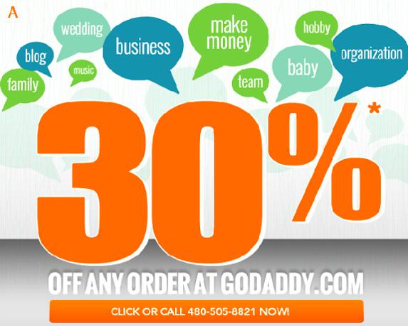 HubSpot - Ansprechende Marketing-E-Mails schreiben - Beispiel von GoDaddy