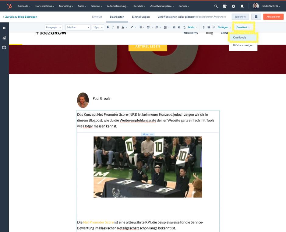 FAQ-Schema-im-Blog