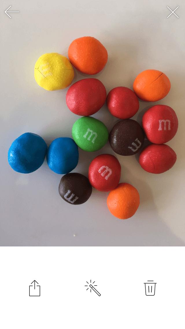 Foodie – Bild vor der Bearbeitung