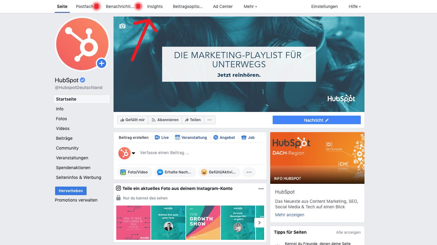 HubSpot-Facebook-Insights