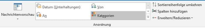 HubSpot-Outlook-Anordnung