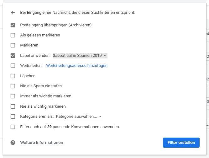 HubSpot-Reisende-Inbox-Zero-Gmail-Filter-anwenden