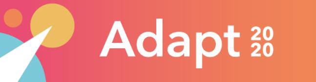 Adapt 2020 DE