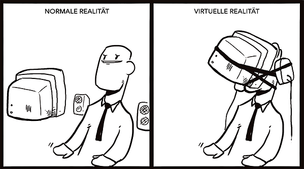HubSpot-Aufstrebende-Technologien-VR-Cartoon