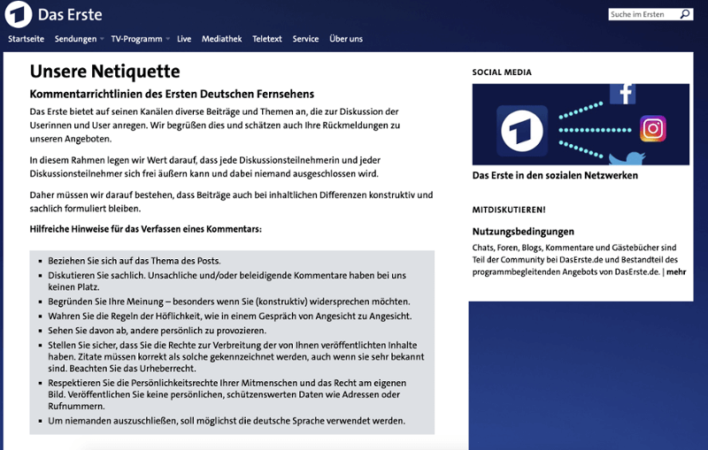 Community-Management-Netiquette-ARD