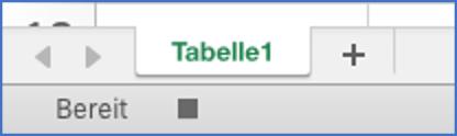 Excel Makro aufzeichnen