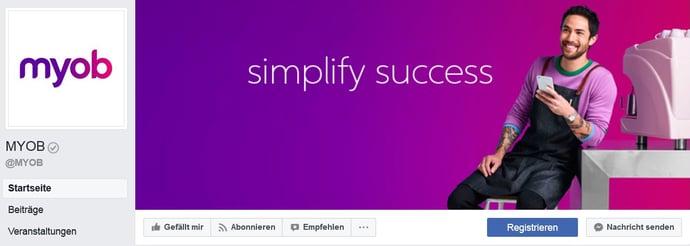 Titelbild von MYOB