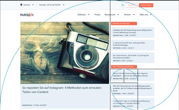 Goldener-Schnitt-HubSpot-Blog