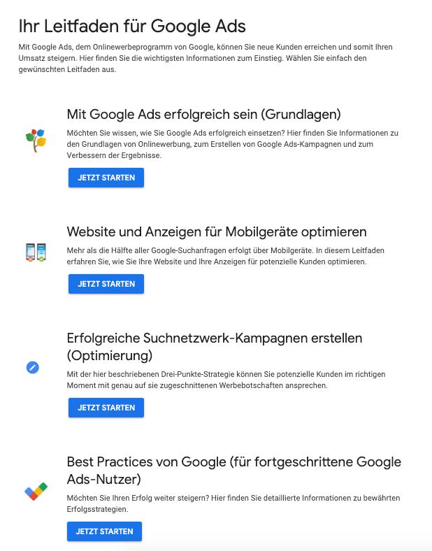 google-ads-grundlagen