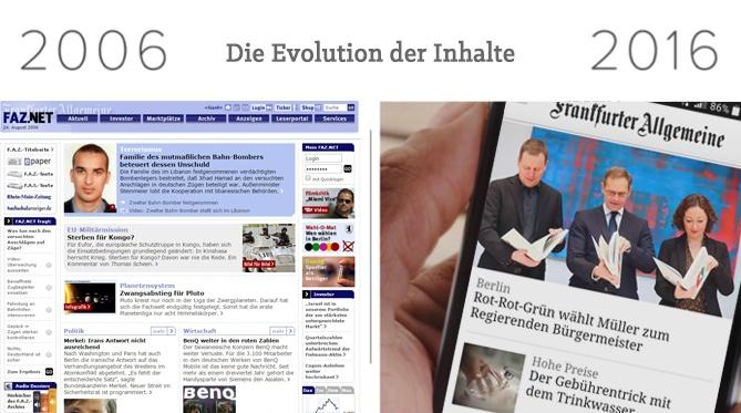 Inbound-Marketing - Die Evolution der Inhalte