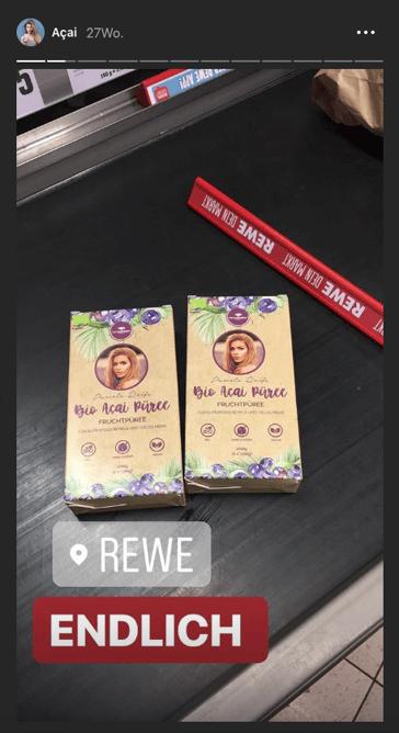 Instagram-Story-Rewe-Pamela-reif