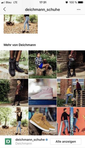 deichmann-instagram-shoppable-posts-2