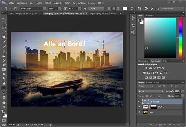 HubSpot-Photoshop-08-Text-bearbeiten