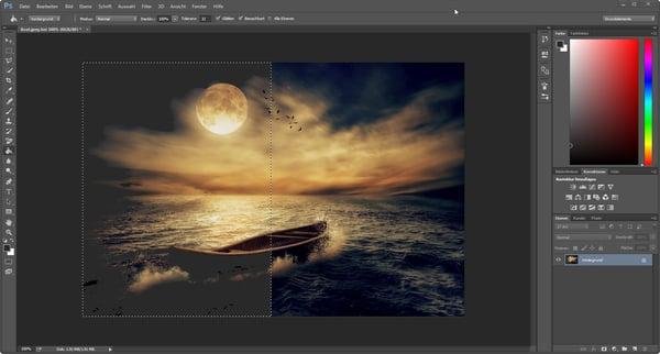 HubSpot-Photoshop-25-Farbfuellung