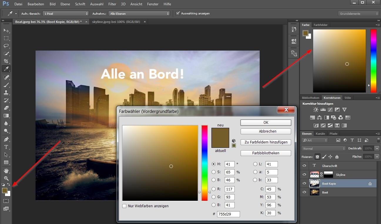 HubSpot-Photoshop-27-Pipettenwerkzeug-in-Aktion