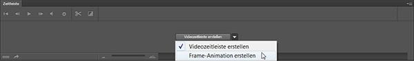 Frame-Animation erstellen