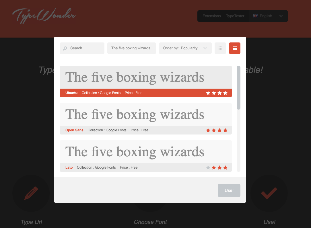 Screenshot-typewonder-webdesign-tool