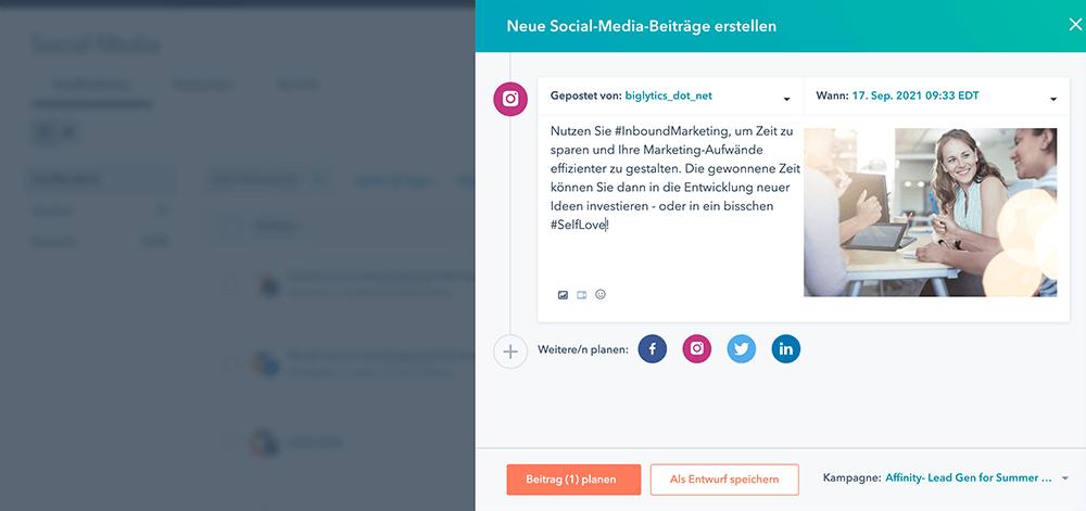 Social Media Tool kostenfrei 1