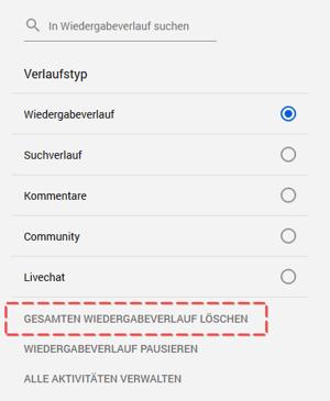 HubSpot-YouTube-Funktionen-Tipps-Tricks-29-Wiedergabeverlauf-loeschen