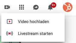 YouTube-Webinar-Livestream-starten