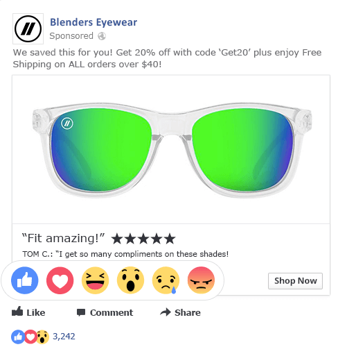 blenders-eye-wear-social-media-marketingbeispiel
