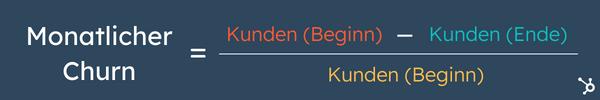 chrun-rate-berechnen