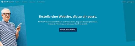 einfach eine Website erstellen 4