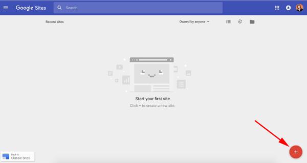 einfach eine Website erstellen