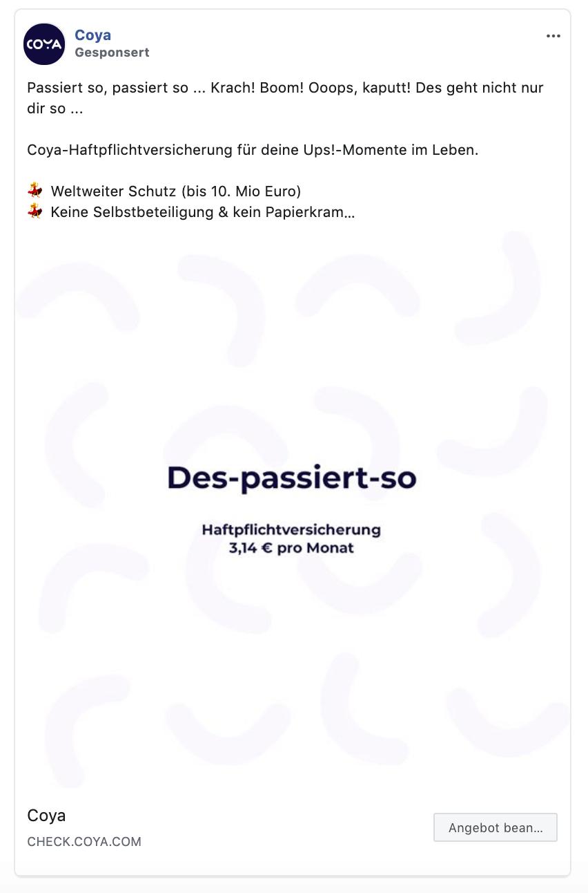 facebook-ads-beispiel-coya