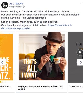 facebook-werbung-all-i-want