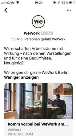 facebook-werbung-im-messenger-wework